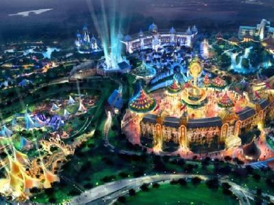 Cirque du Soleil Theme Park