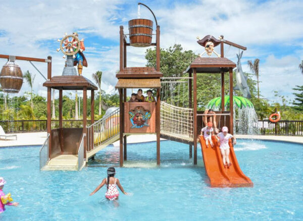 Great amenities for kids and adults in an all Inclusive Package deal
